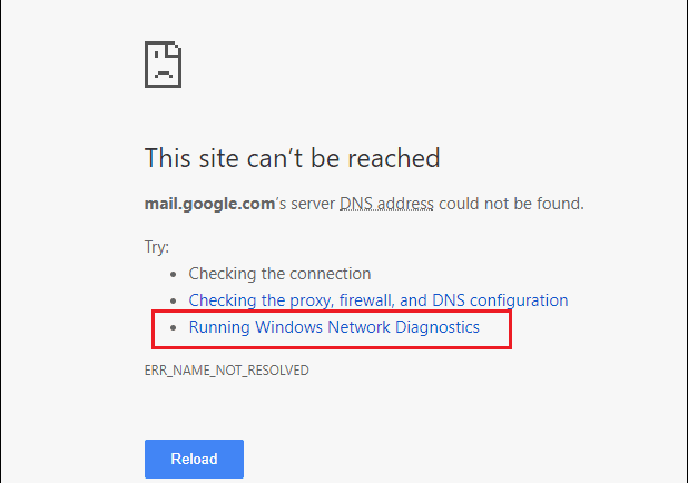 Workaround:  Error 429 in Chrome Browser