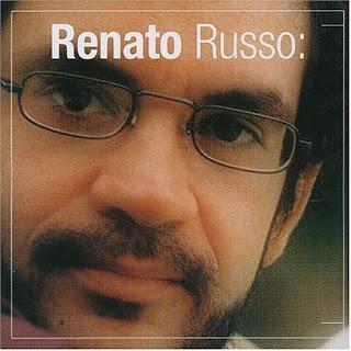 Renato Russo - O Talento de Renato Russo CD Capa