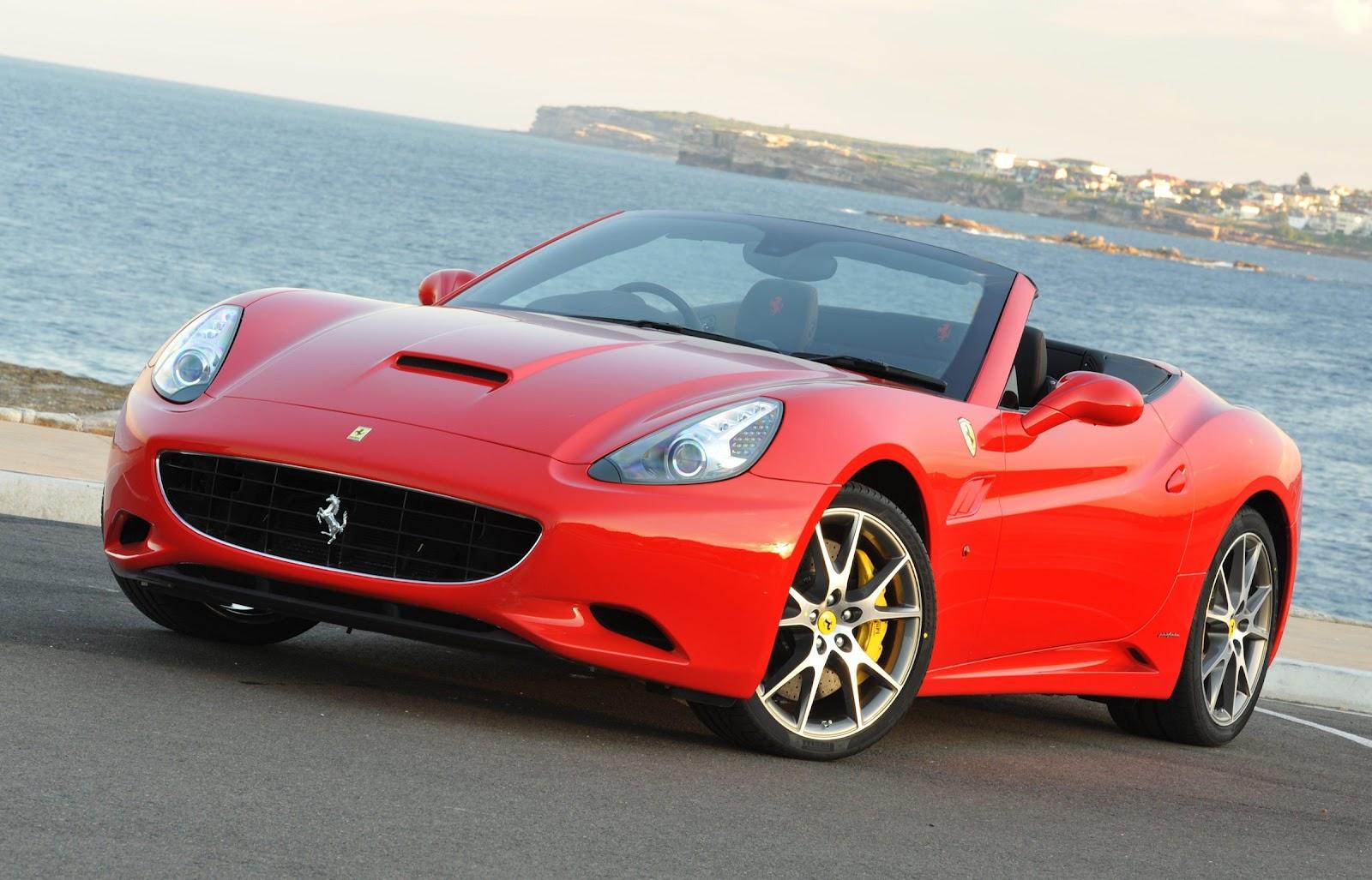 Best Ferrari California Part.5