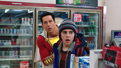 Shazam 2019 DCED movie still Zachary Levi Jack Dylan Grazer