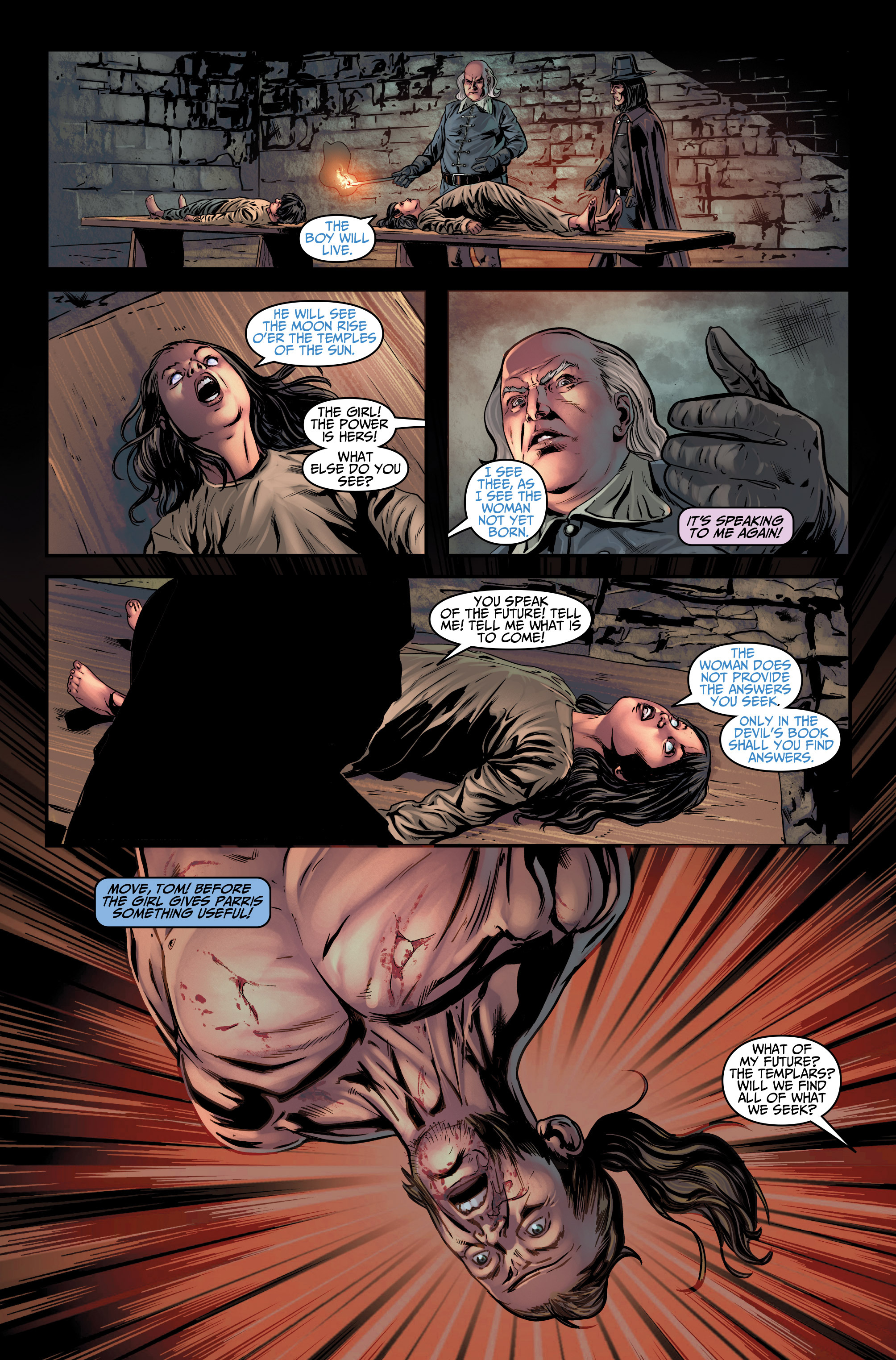 Read online Assassin's Creed (2015) comic -  Issue #4 - 6