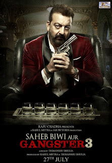 Saheb Biwi Aur Gangster 3 First Look Poster 2