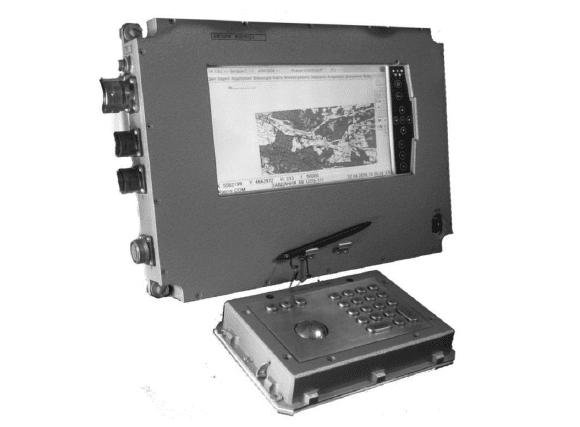 Уніфікований бортовий комп'ютер для автоматизованих робочих місць