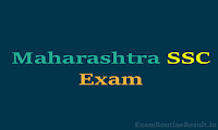 Maharashtra SSC Time Table 2018 download in pdf