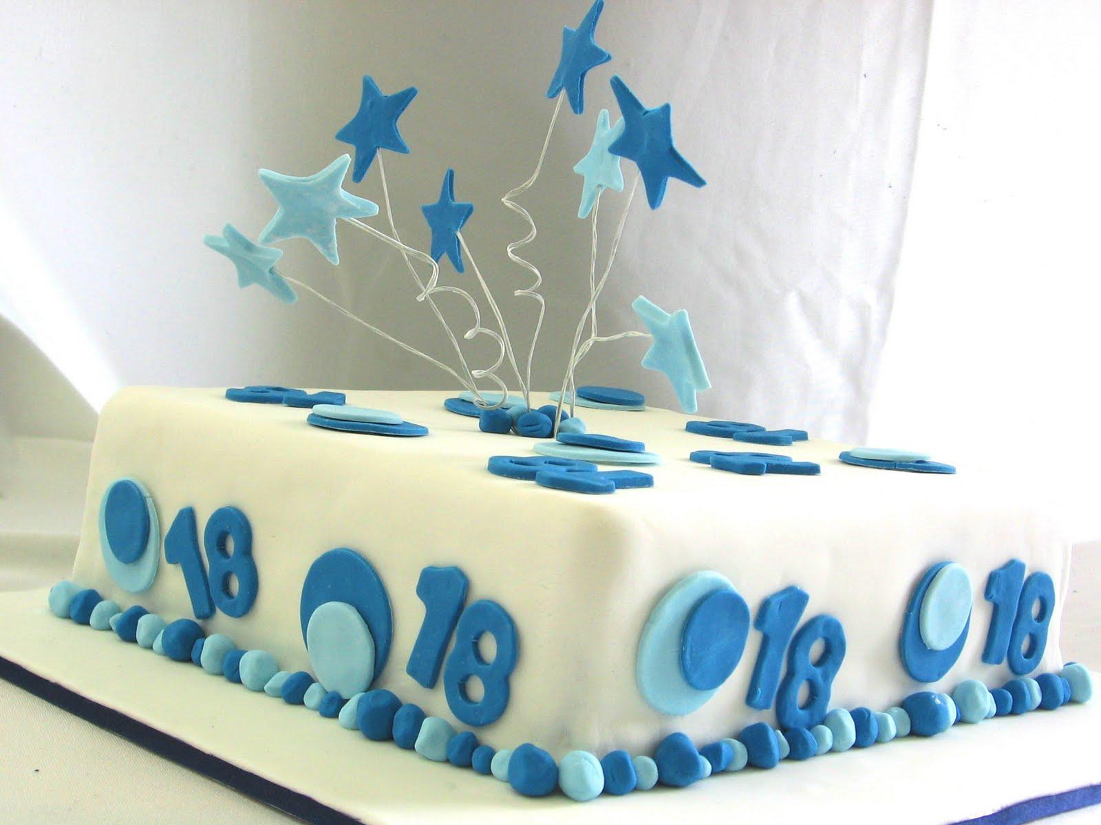 Happy Birthday Cake 18 Years Brithday Ideas For Year Old Boy