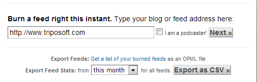 How to Setup Feedburner and Redirect Feeds to Blogger