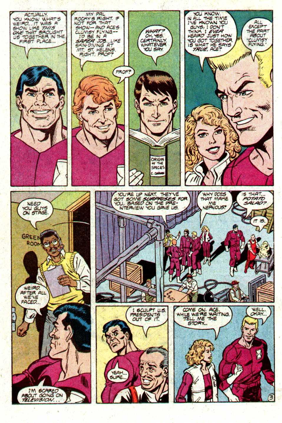 Read online Secret Origins (1986) comic -  Issue #12 - 21