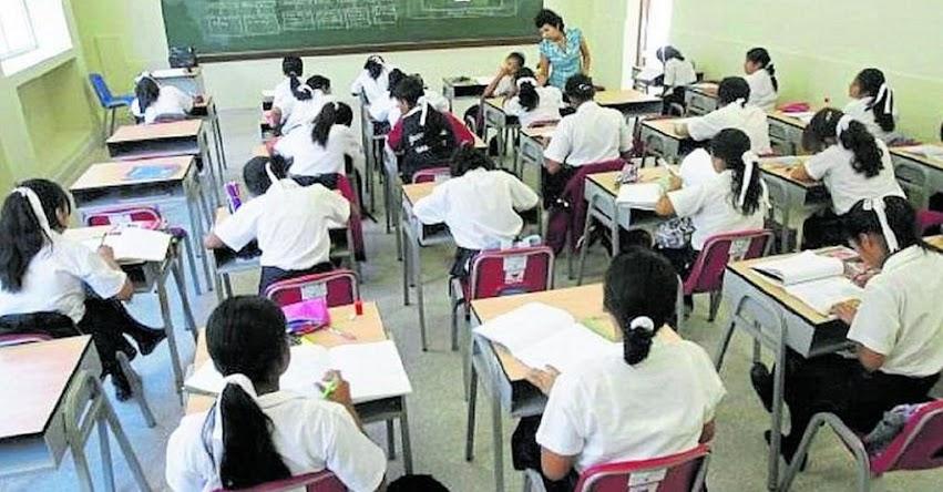Colegios privados de Arequipa podrán iniciar clases en mayo