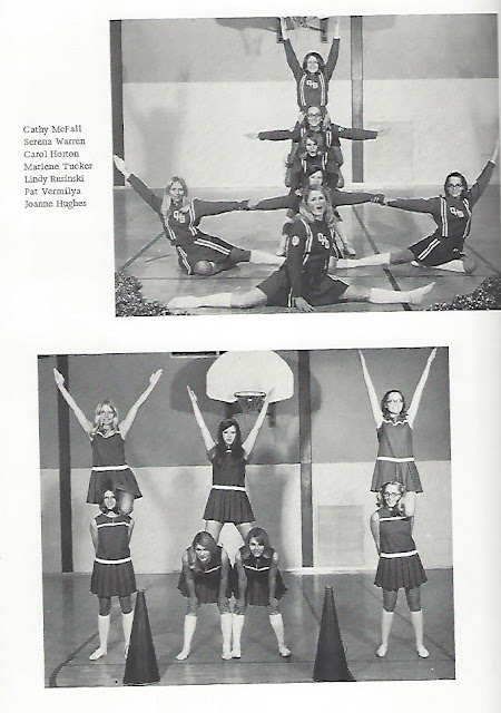 Girls with Energy, 1970, 1984