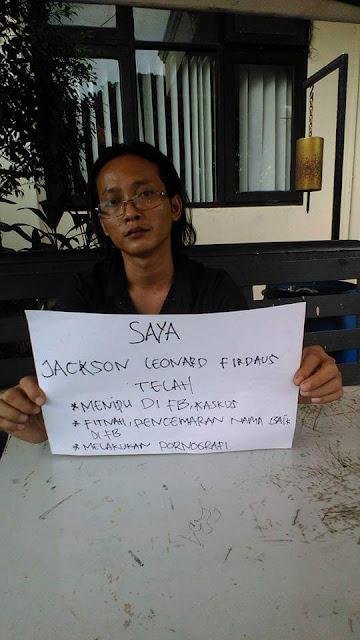 Admin Indonesian Hoaxes Terlibat Penipuan