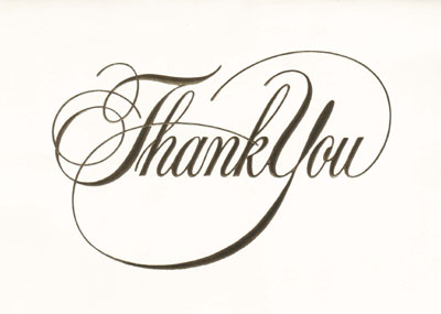 Thank You Script Clipart 33 Stunning Cliparts Tysc 4570book