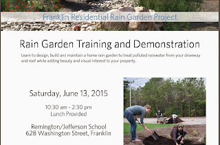 Rain Garden Training and Demonstration - Jun 13