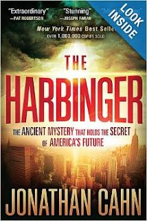 http://www.amazon.com/Harbinger-Ancient-Mystery-Secret-Americas/dp/161638610X/ref=sr_1_1?s=books&ie=UTF8&qid=1387569043&sr=1-1&keywords=harbinger