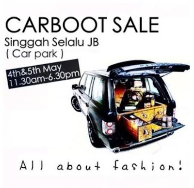 Car boot sale JB