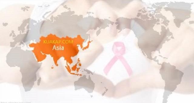 inilah Penyebab Orang Asia Mudah Terkena Kanker !