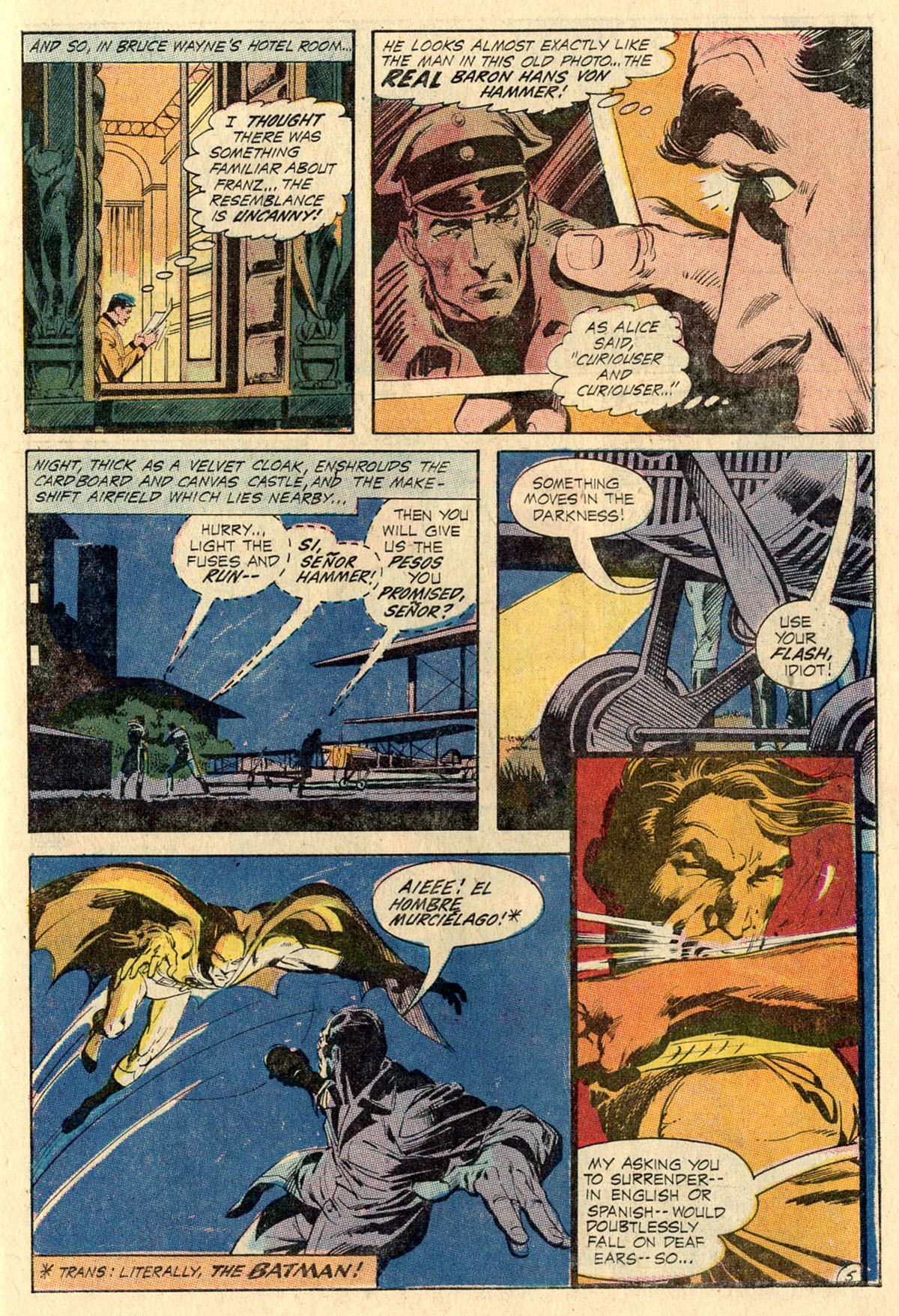 Detective Comics (1937) 404 Page 6