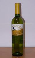 Mitarte blanco fermentado en barrica 2014. D.o.c Rioja. Sibaritastur