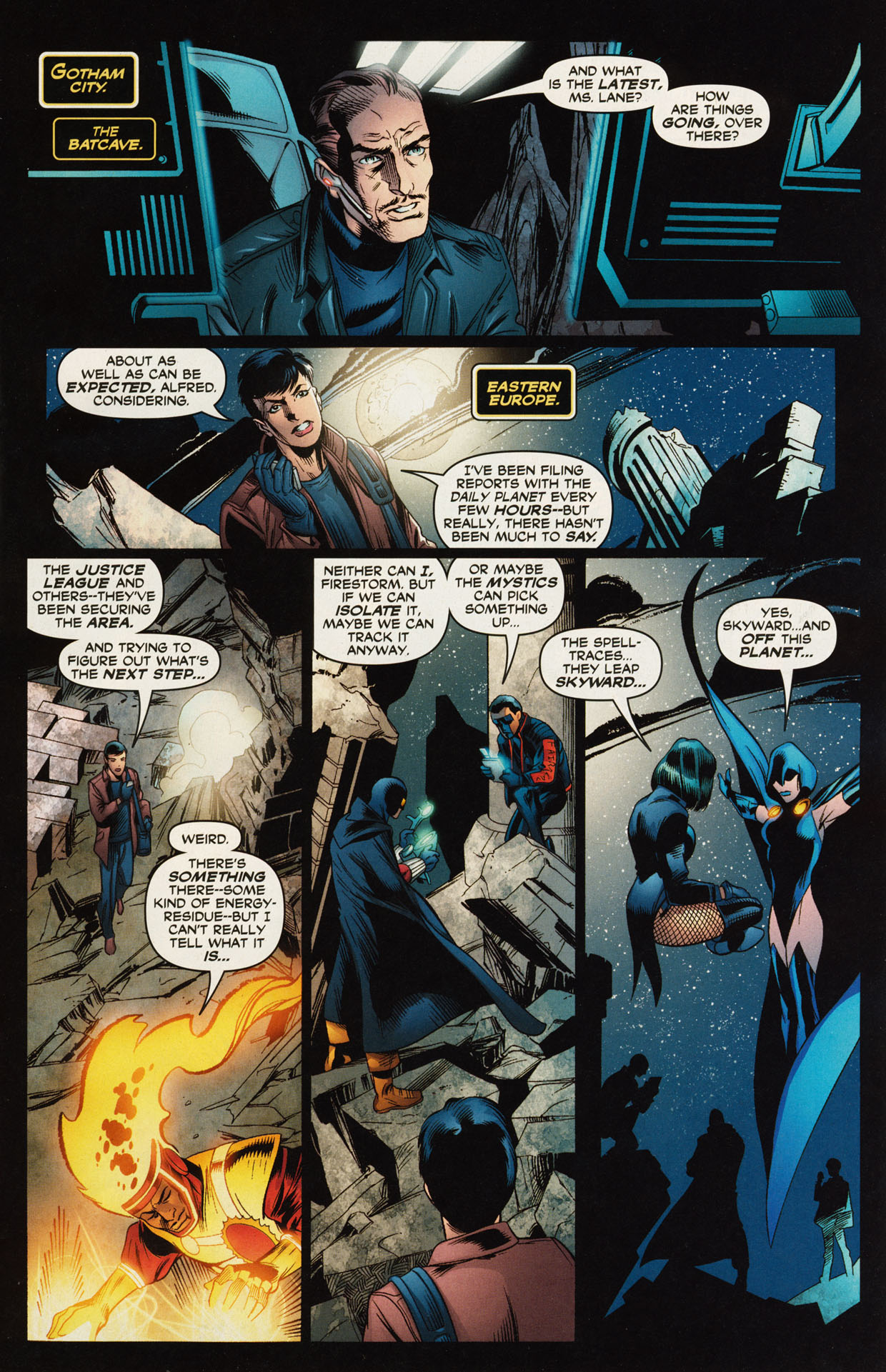 Read online Trinity (2008) comic -  Issue #46 - 3