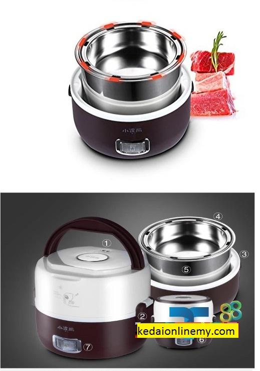 Periuk Dapur Elektrik Mini Masakan Sedap Kedai Online