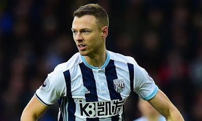 Leicester sign West Brom, Northern Ireland defender Jonny Evans