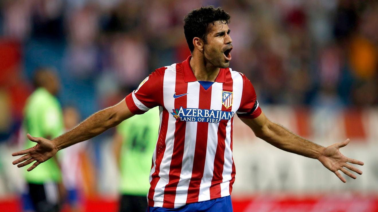 Diego Costa (Atlético de Madrid)