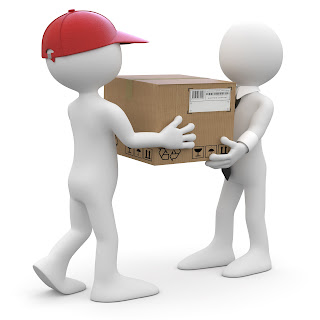 How easy is it to use a parcel courier?