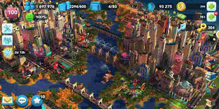 Tải game Simcity Buildit
