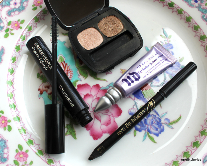 one little vice beauty blog: simple quick everyday makeup