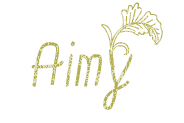 goldandgreen signature aimy