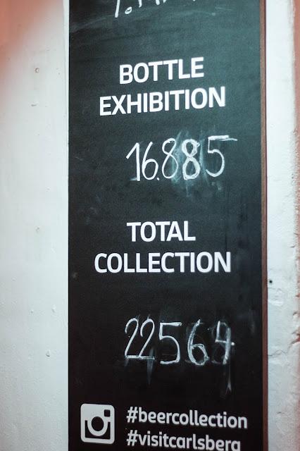 bottle exhibition carlsberg