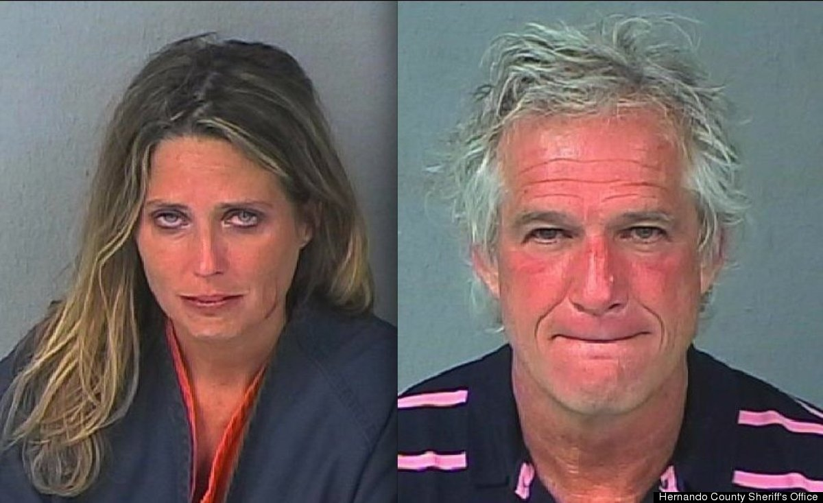 Tina Norris, James Barfield Arrested After Swinger Orgy