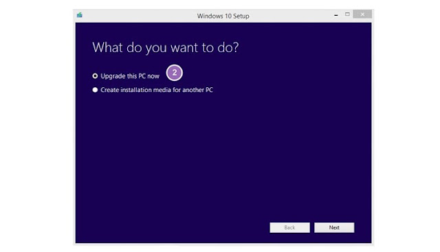 Cara Upgrade Windows 10 Dengan Media Creation Tool