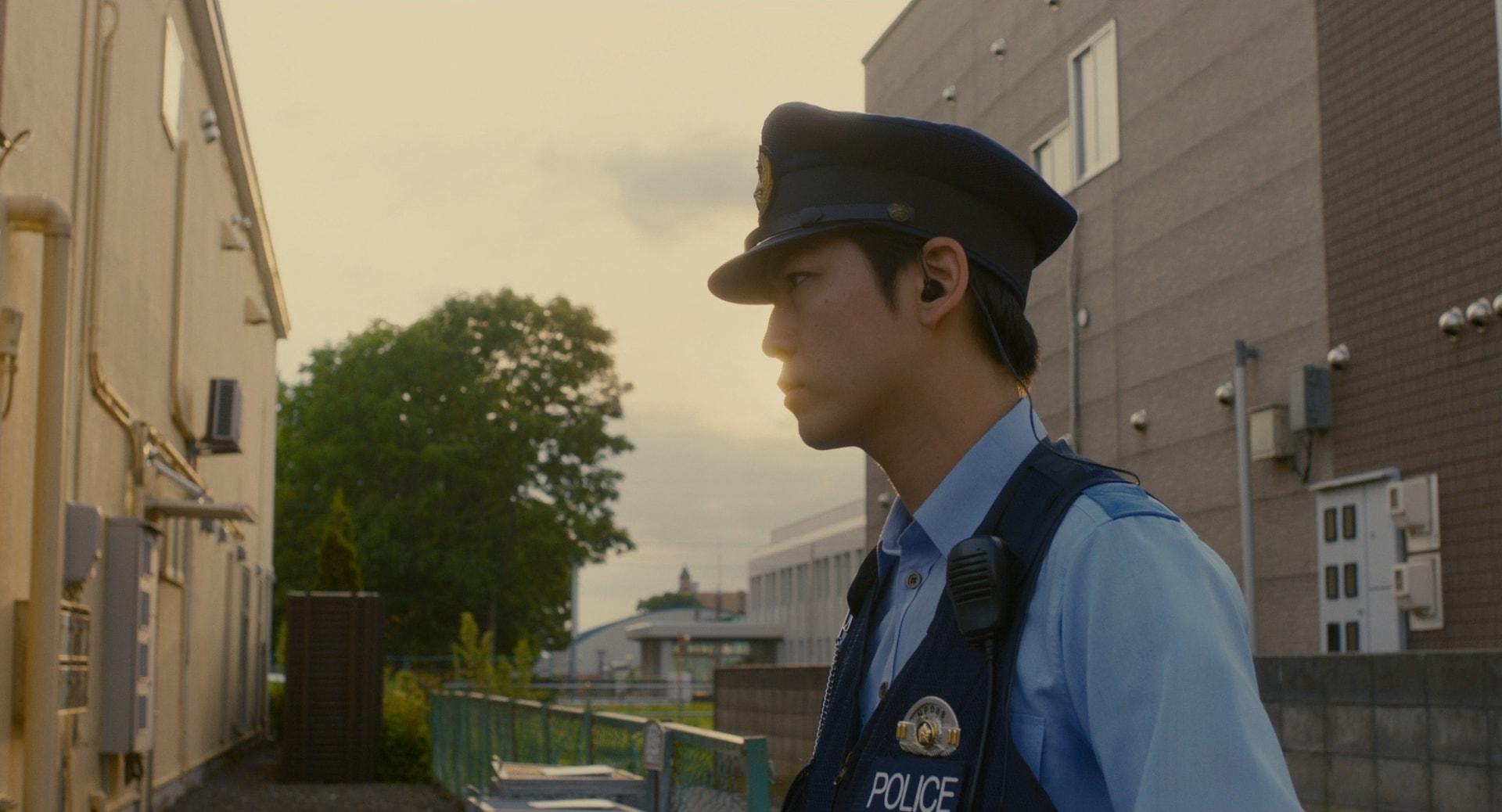 Policeman and Me ∙ P to JK