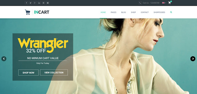wordpress ecommerce themes online store templates