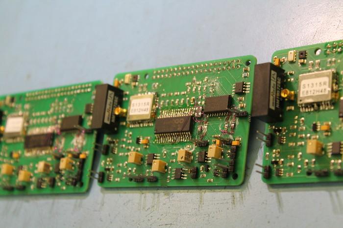 detector de raios cósmicos raspberry pi