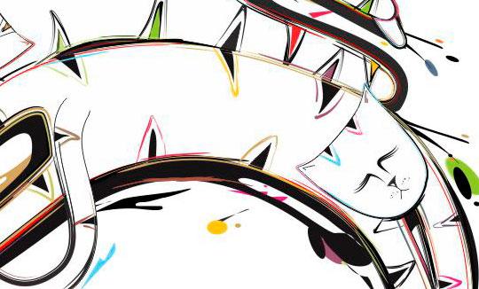Ilustración, Gatitos de Claudia Sabogal