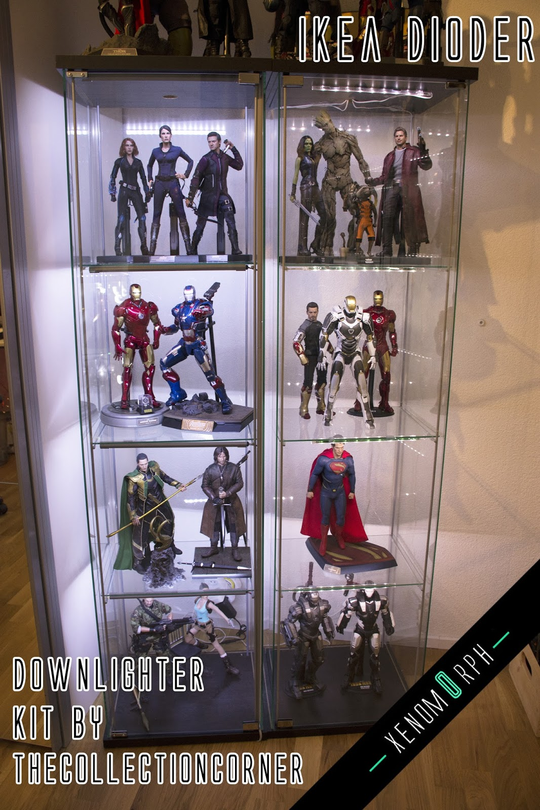 Ikea Detolf Led Kit Quot Downlighter Quot By Thecollectioncorner Com