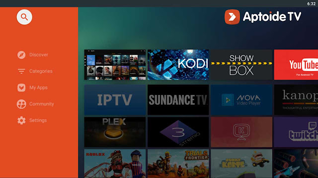Download Aptoide TV For PC/Laptop (Windows 10/8/7