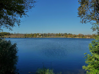 Новоекономічне (Каракове). Синянське водосховище
