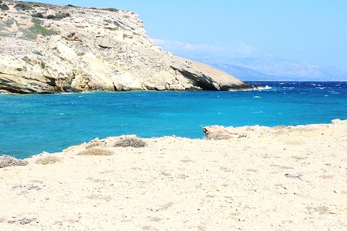 Xilobatis bay Koufonisia island