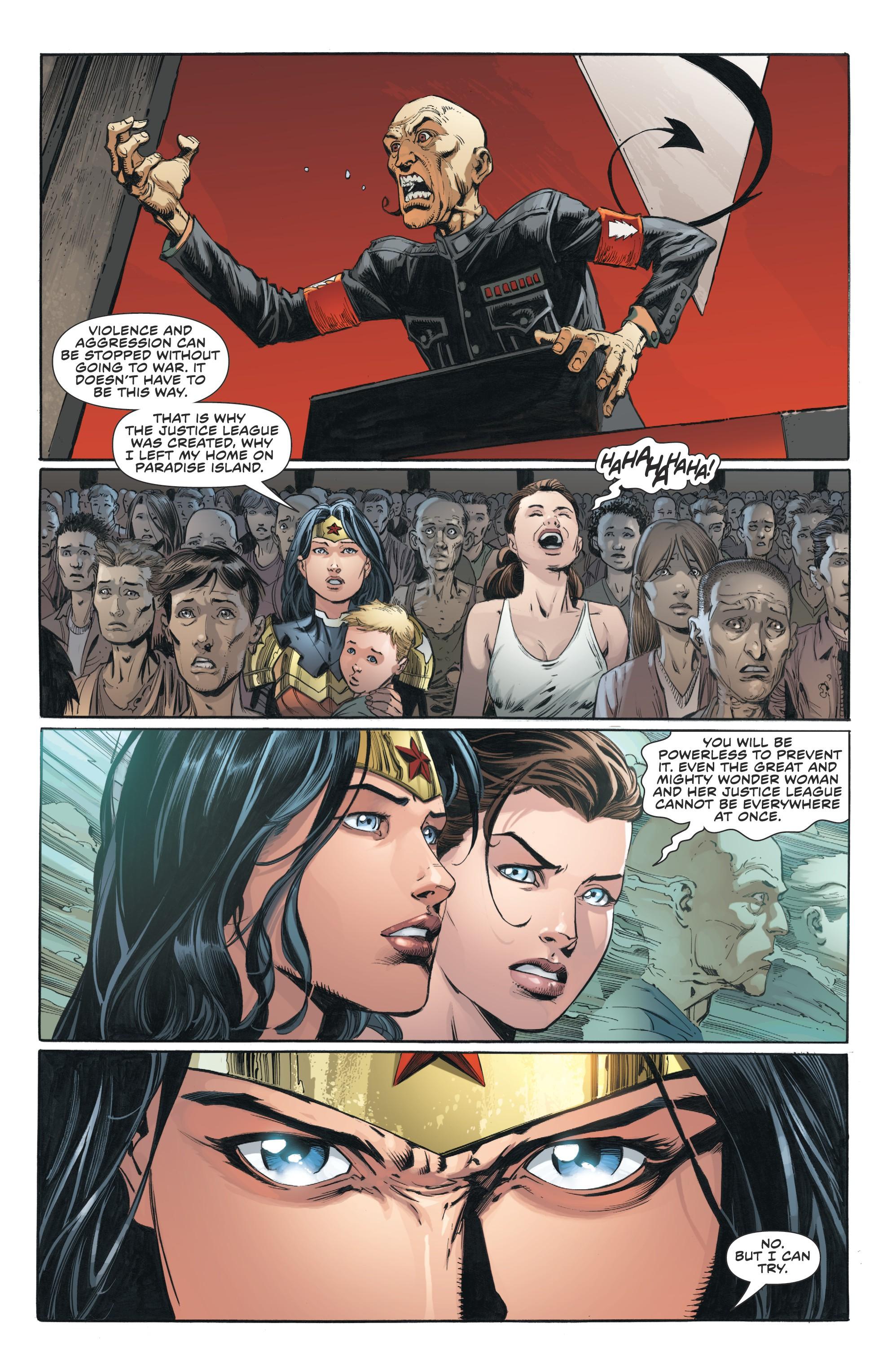 Read online Wonder Woman (2011) comic -  Issue #46 - 11