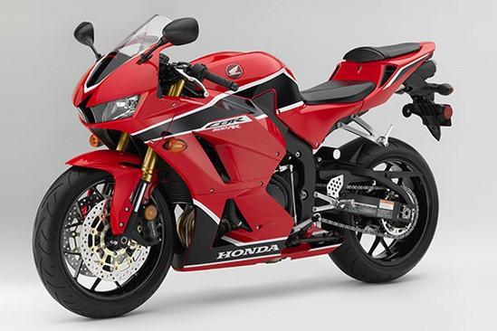 Harga Honda CBR600RR