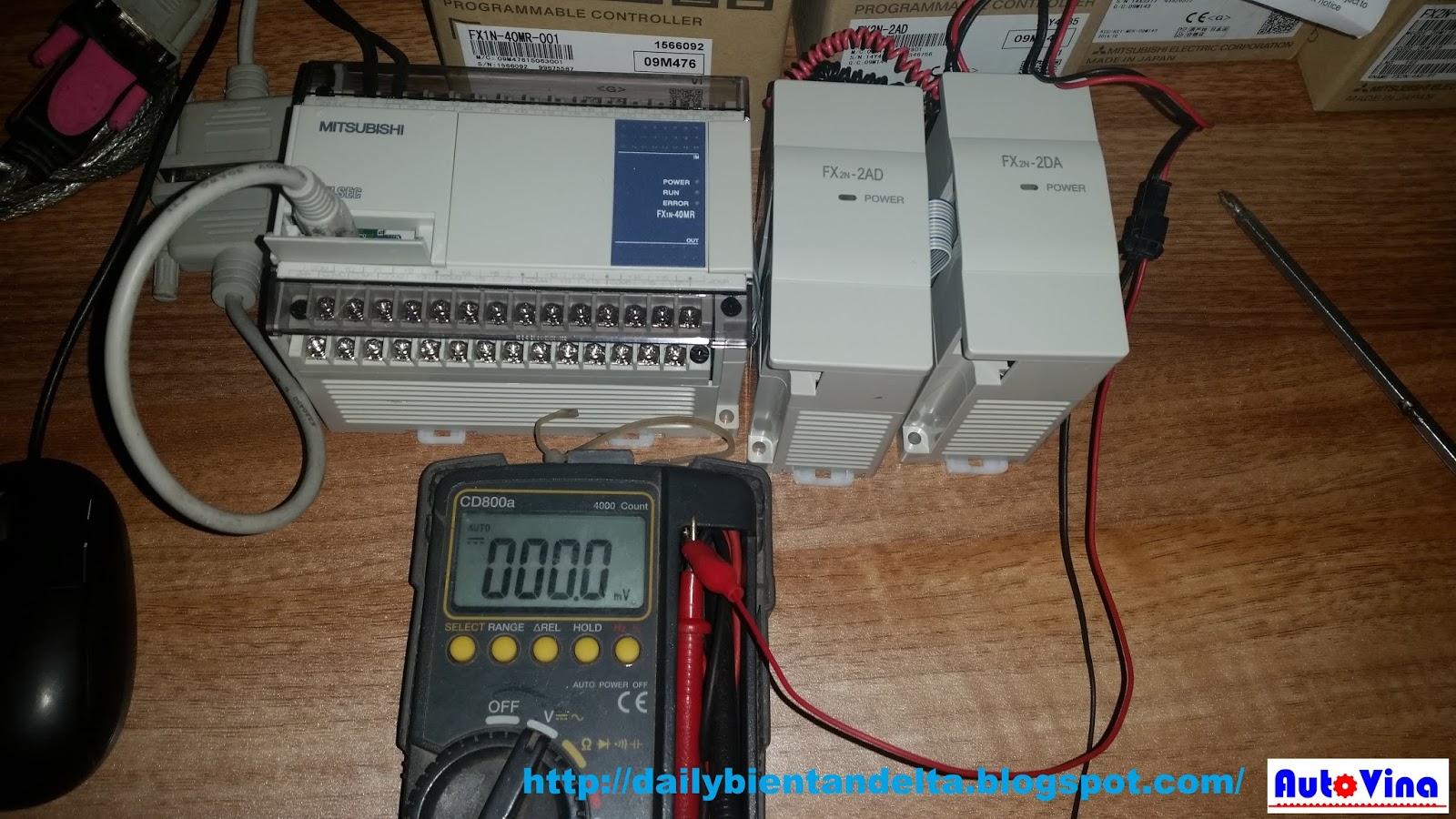 Cách dùng đồng hồ đo điện áp analog