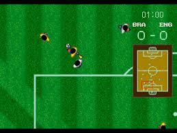 ... do jogo World Cup Itália 90