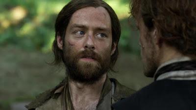 Jamie y Roger ajustan cuentas en el capitulo 4x13 de Outlander