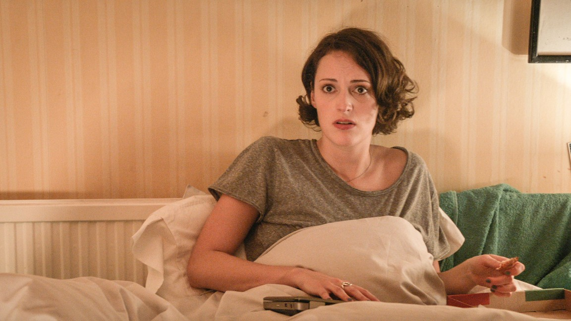 Fleabag - Season 1 Episode 01
