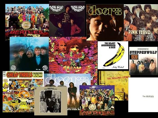 40 discos imprescindibles en la Historia de la Música (Rock / Pop)