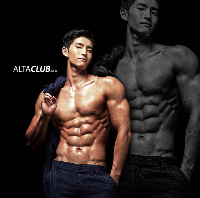 Dae Jin Jung Fitness International Model Scandal Leaked Video Online