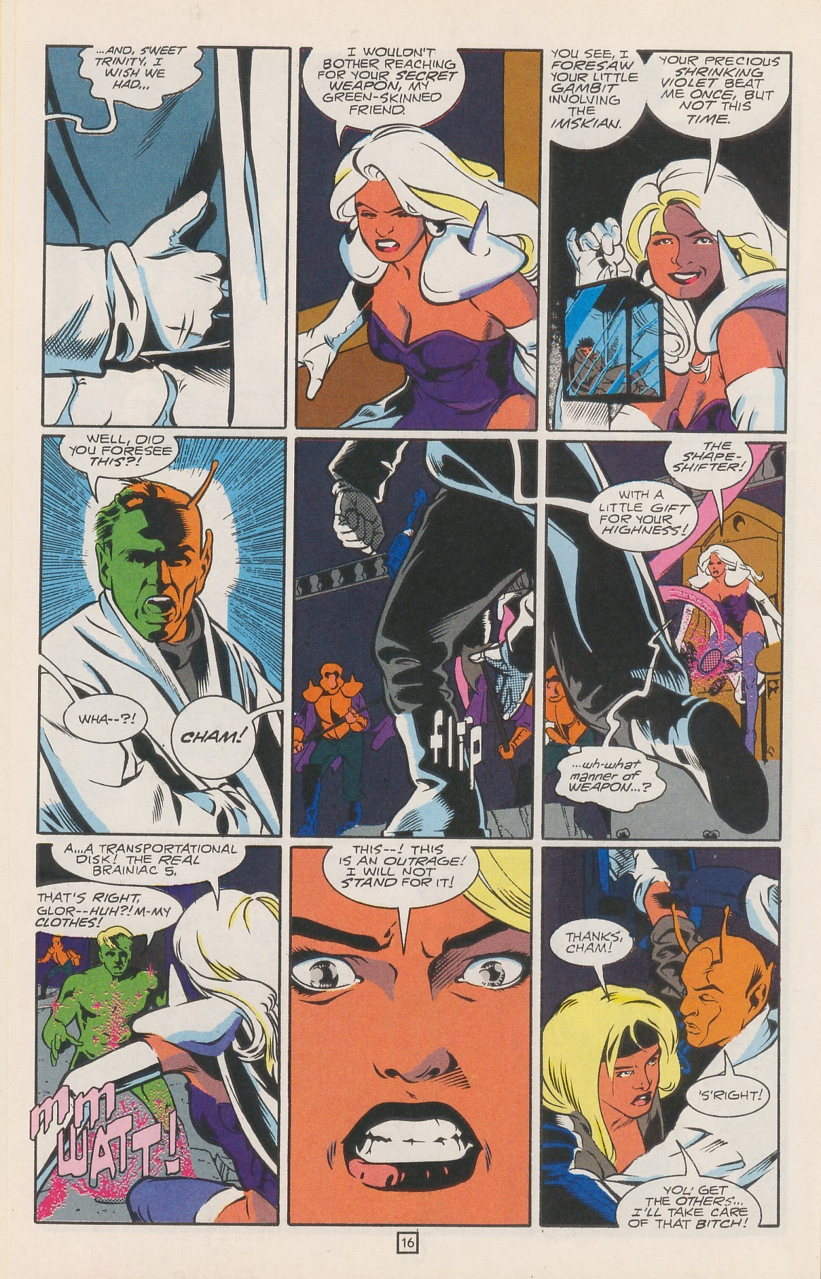 Legion of Super-Heroes (1989) 42 Page 19