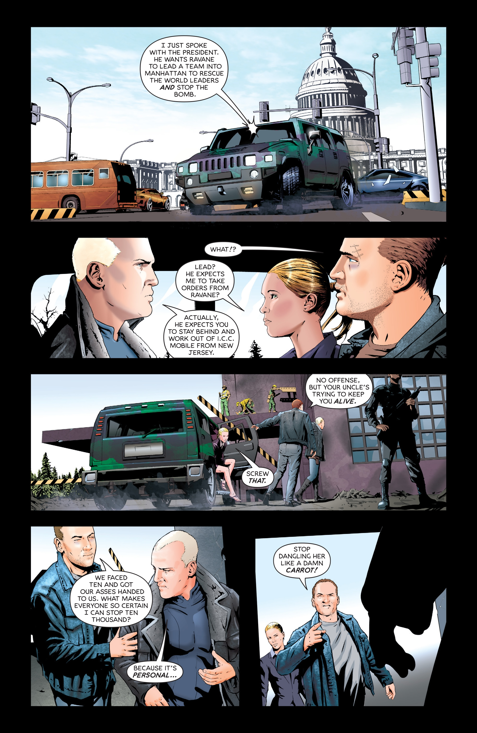 Read online Failsafe comic -  Issue #3 - 18
